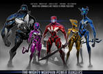 The Mighty morphine Power Rangers