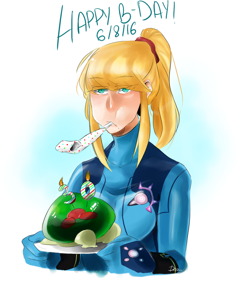 metroid 30th anniversary by dess aster on deviantart