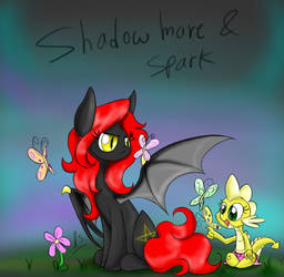 Shadow Mare And Spark