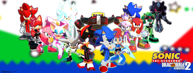 Sonic xenoverse 2 mod by tyleralexander123 on DeviantArt