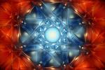 Sinusoidal Glasswork