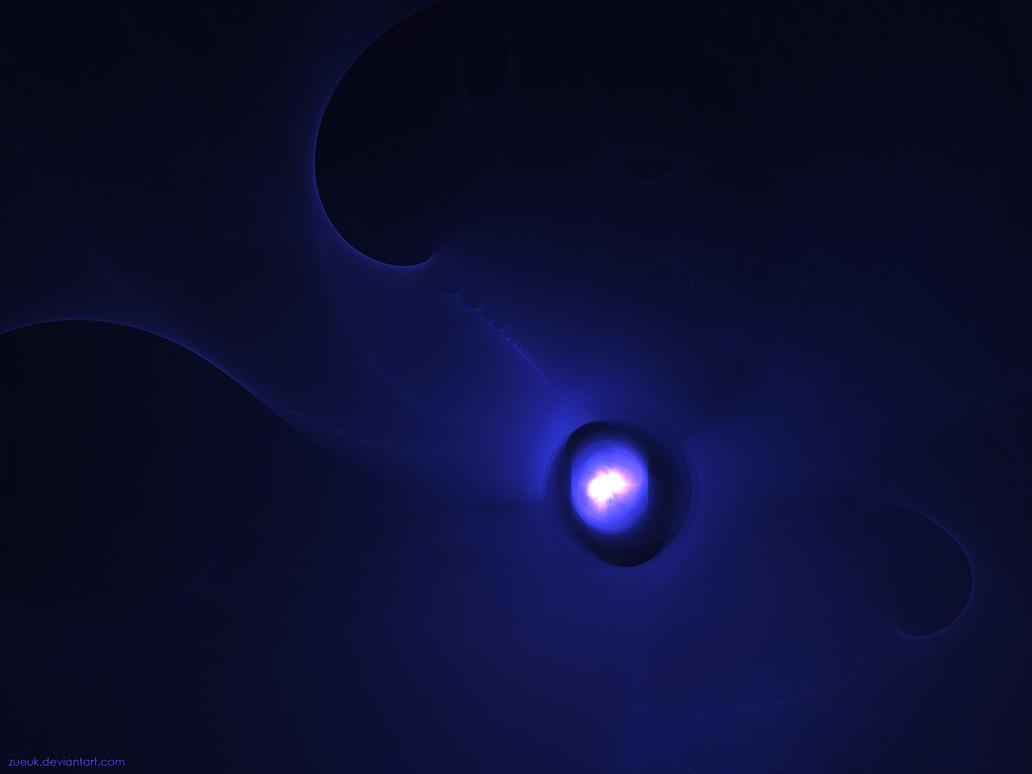 Deep Blue by Zueuk