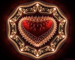 Dragonheart Amulet by Zueuk