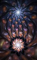 Alien Lotus by Zueuk