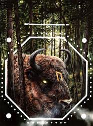 Uruz by WildFoxDeers