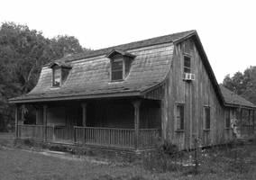 Old House by MistressVampy