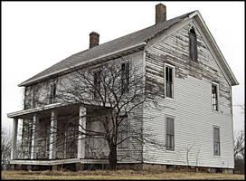 Farm House by MistressVampy