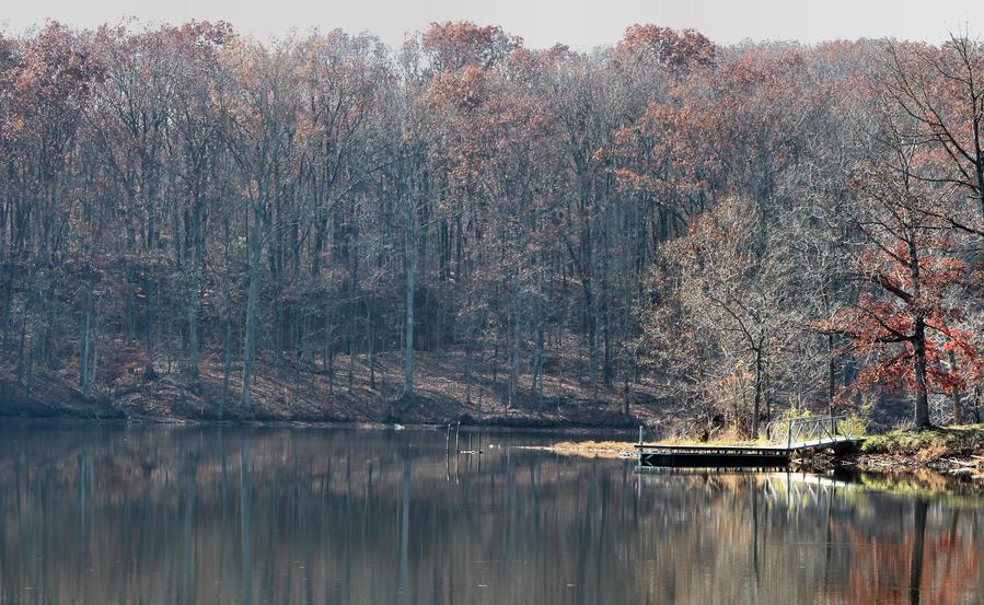 Murphysboro Lake by MistressVampy