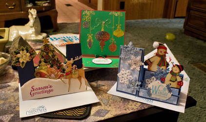2013 Christmas Cards Part 3 by MistressVampy