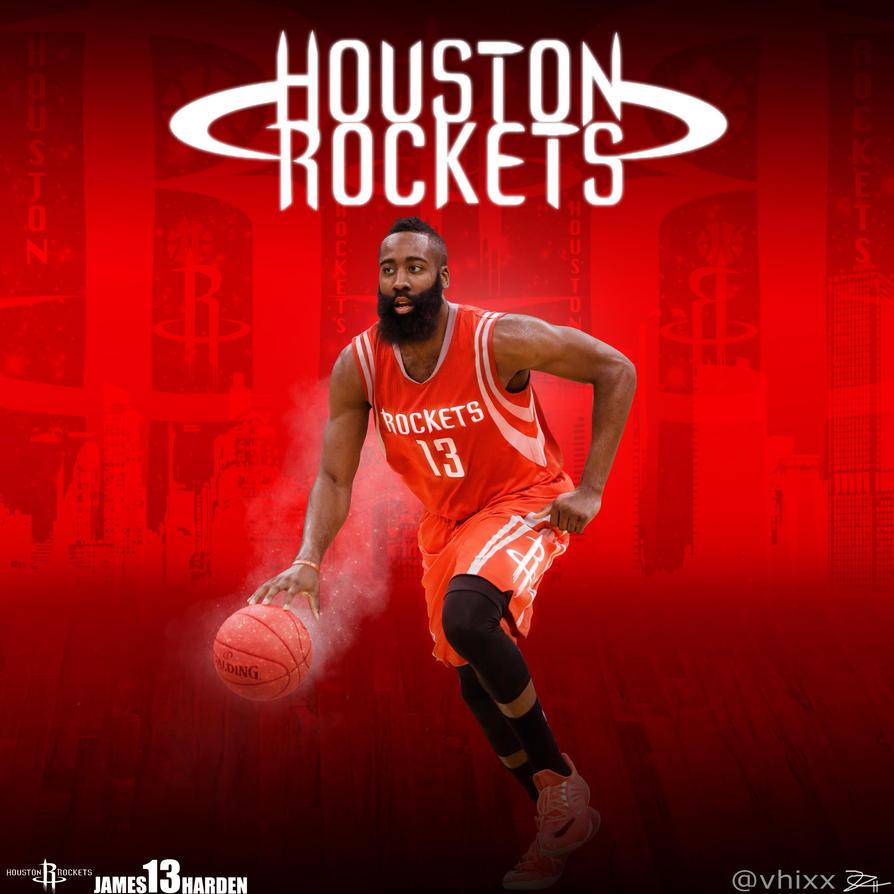 James harden rockets wallpaper