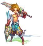 SD - Warrior