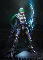 Thai-Power Suit by NeoArtCorE