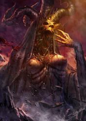 Dead queen by NeoArtCorE