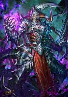 Dark Warrior by NeoArtCorE