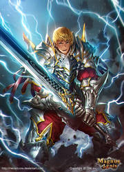 Arthur the Thunder by NeoArtCorE