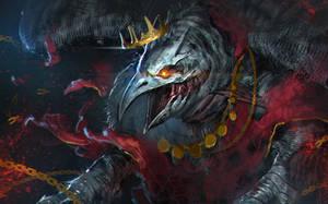King raven by NeoArtCorE