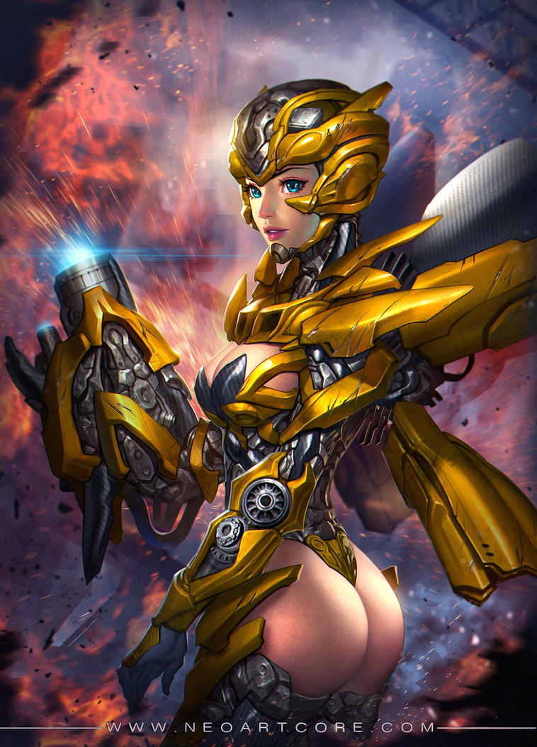Transformers bumblebee sexy