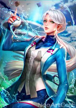 Blanche leader