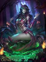 Scheming Goddess Rogue