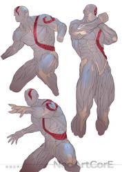 Male Anatomy 23042018 by NeoArtCorE