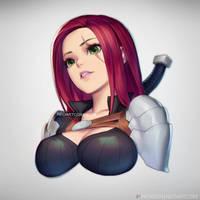 Katarina by NeoArtCorE