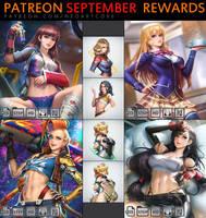 September Reward by NeoArtCorE