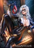 Black Cat by NeoArtCorE