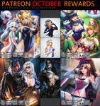 Patreon October Rewards