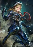 She Venom by NeoArtCorE