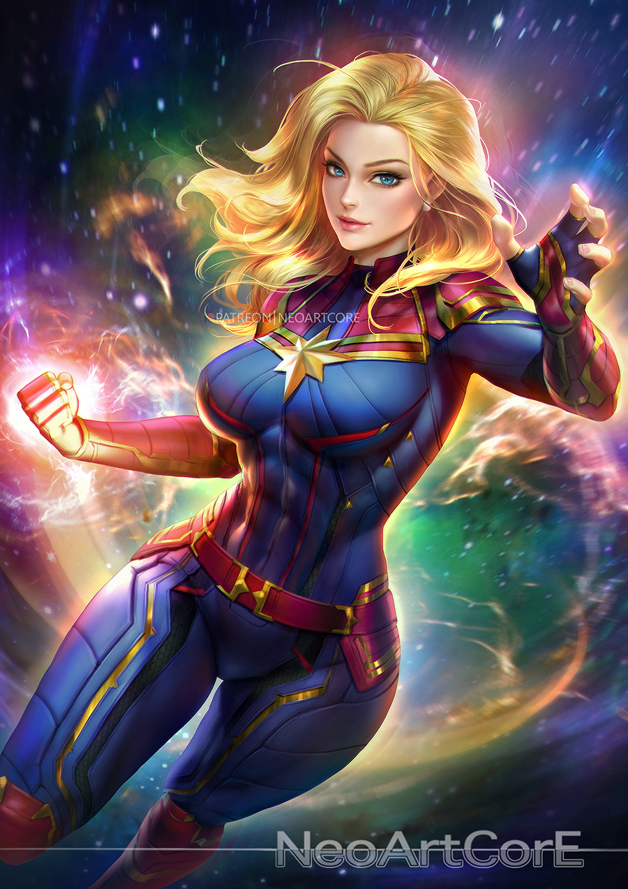Image result for captain marvel deviantart