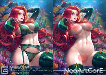 Mera_nsfw by NeoArtCorE
