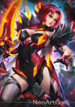 Himeko Vermillion Knight