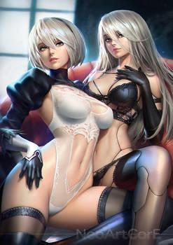 2B-A2 lingerie