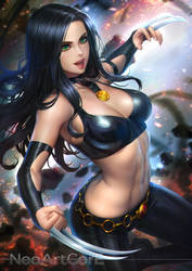 X-23 by NeoArtCorE