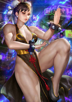 Chun Li_sexy