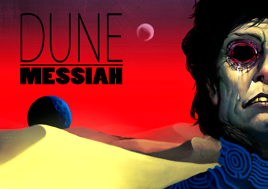 DUNE - Messiah by Darkdux on DeviantArt