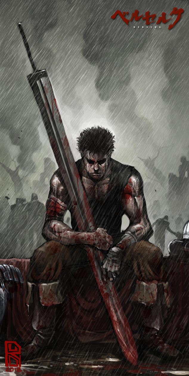 Anime Characters Like Guts : Berserk after the battle by darkdux on deviantart