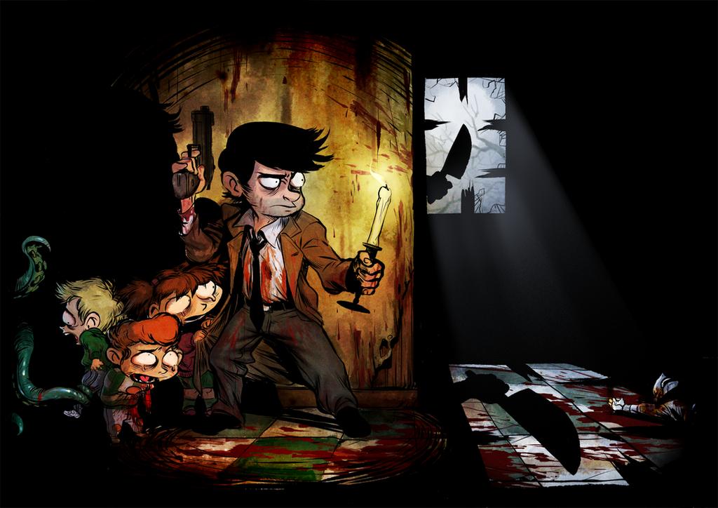 2Dark -''in the dark...''- by Darkdux