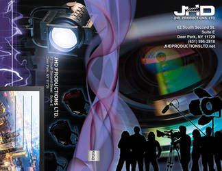 JHD Productions Brochure 2018 (outside cover)