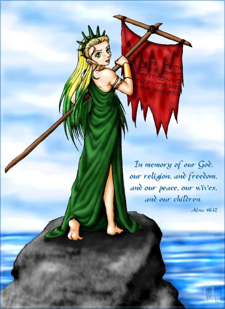 Liberty - Let Freedom Ring by ah-kaziya