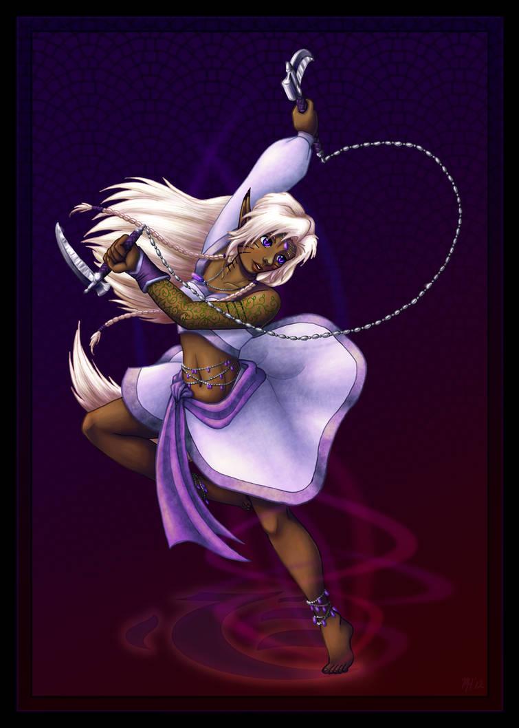 Spirit Dancing by ah-kaziya