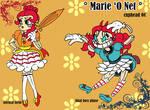OC Cuphead: Marie 'O Net