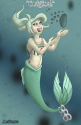 Trash Mermaid