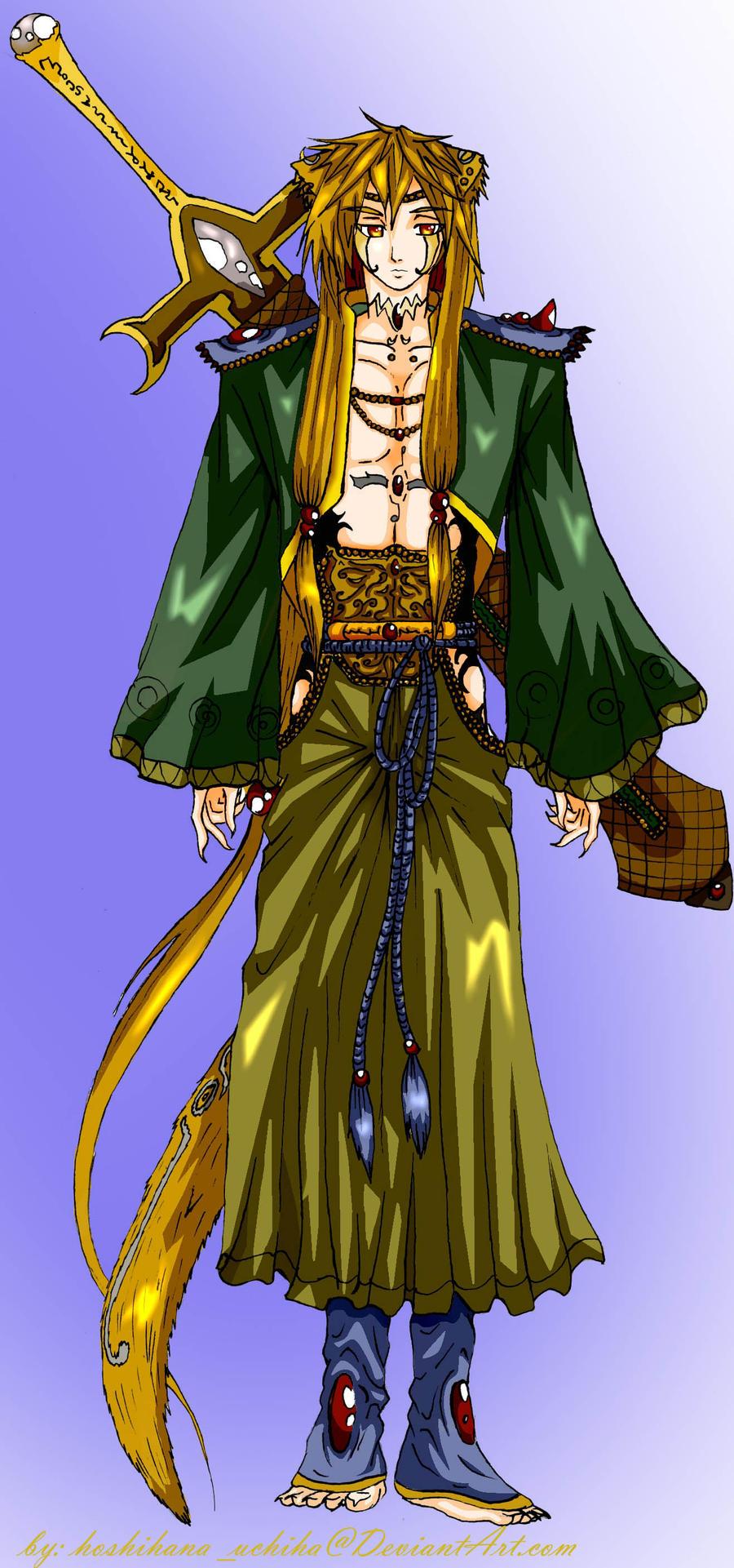 kin raijin by Hoshihana-uchiha