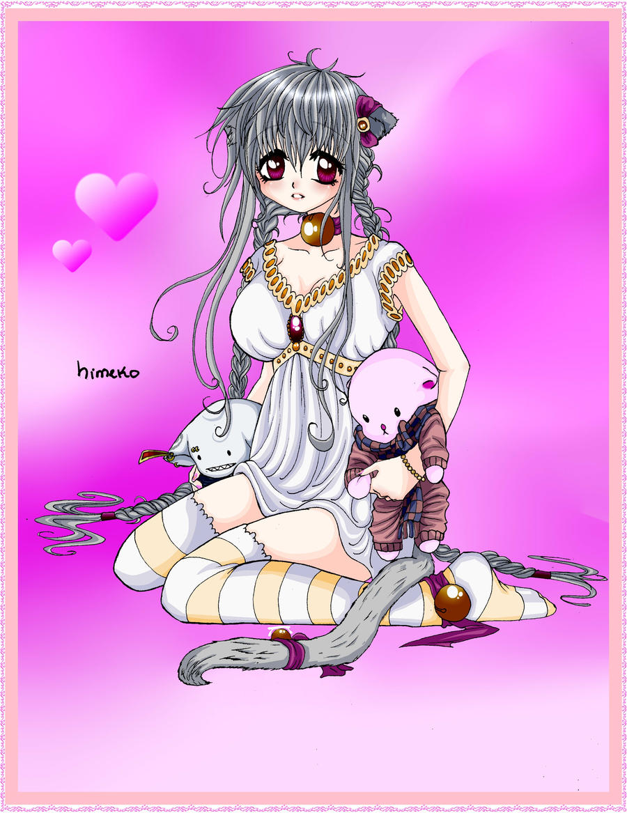 himeko cute by Hoshihana-uchiha
