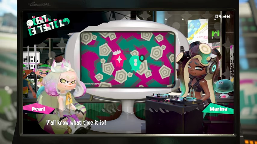 (Spoilers)What are they in Splatoon 2? by Ernesto666