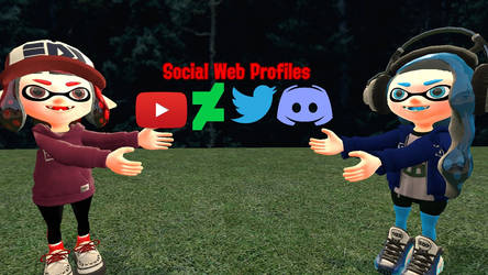 Follow my other Social Medias by Ernesto666