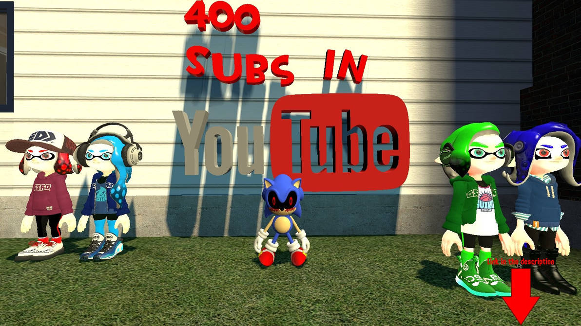 [GMOD special] 400 subs by Ernesto666