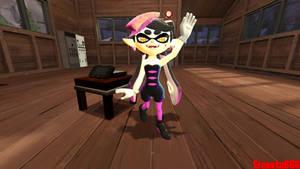 [GMOD Remake] Callie is Saluting