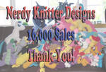 16,000 Etsy Sales :D